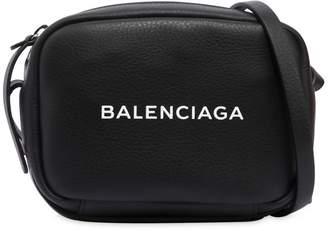 Balenciaga Xs Everyday Leather Camera Bag