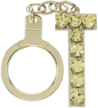 Kate Spade Key Fobs Jeweled T Initial
