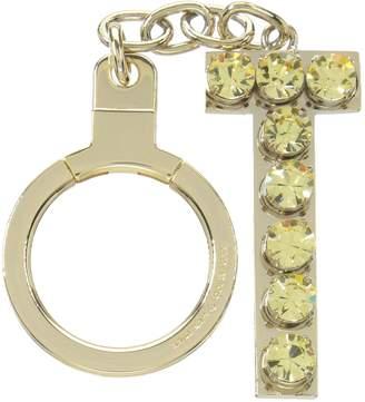 Kate Spade Key Fobs Jeweled T Initial