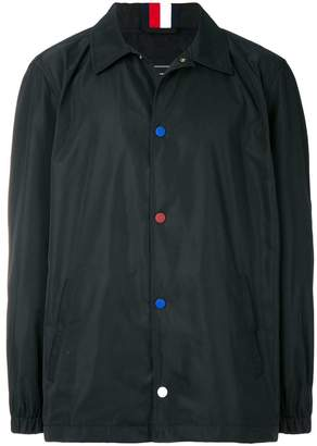 Tommy Hilfiger contrast button jacket