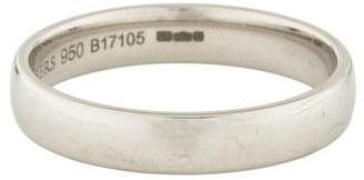 De Beers Platinum Classic 4mm Band