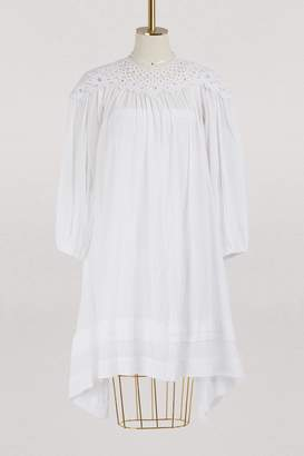 Etoile Isabel Marant Rita cotton dress
