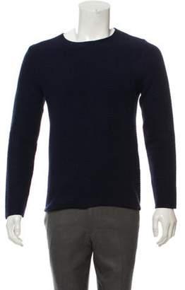 J.W.Anderson Crew Neck Textured Sweater Crew Neck Textured Sweater