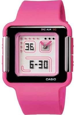 Casio Women's Core LCF20-4 Resin Quartz Watch