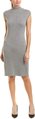 Brooks Brothers Wool-Blend Sweaterdress