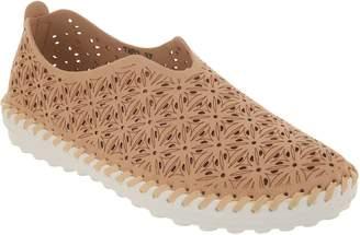 Bernie Mev. Cut Out Slip-On Shoes