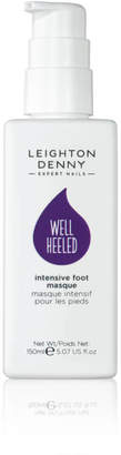 Leighton Denny Well Heeled Foot Masque with Pedicure Socks 150ml