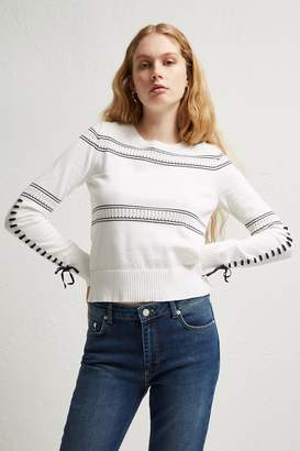 French Connection Skye Knit Crew Neck Jumper