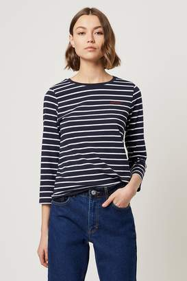 402f935a588 French Connection 3/4 Sleeve Tops For Women - ShopStyle UK