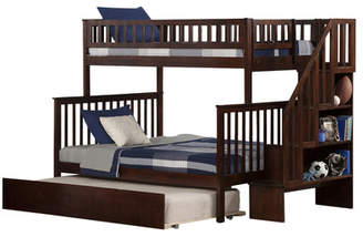 Viv + Rae Shyann Twin Over Full Bunk Bed with Trundle