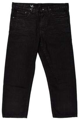 Rick Owens Berlin Cropped Jeans w/ Tags