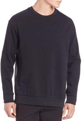 3.1 Phillip Lim Cotton & Nylon Sweatshirt