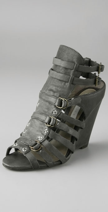 Mike & Chris Fabian Multi Strap Bootie Sandals