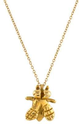 Fly London Pendant Necklace