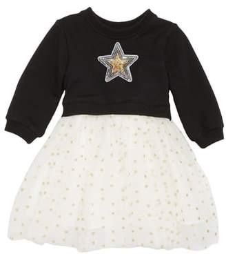 Popatu Star Tulle Dress
