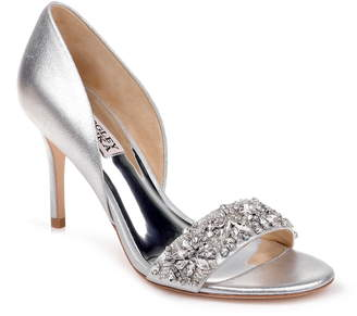 Badgley Mischka Collection Ivy Embellished Sandal