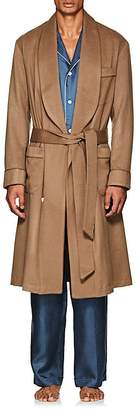 Barneys New York Men's Wool-Cashmere Felt Robe