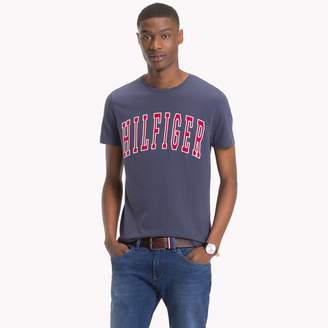 Tommy Hilfiger College Logo T-shirt
