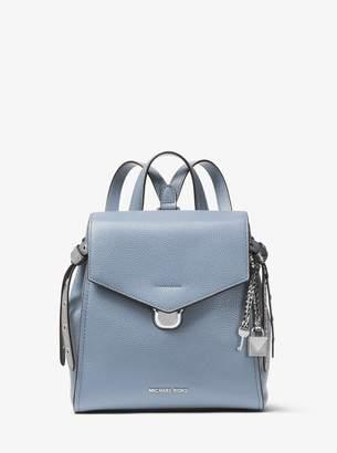 MICHAEL Michael Kors Bristol Small Leather Backpack