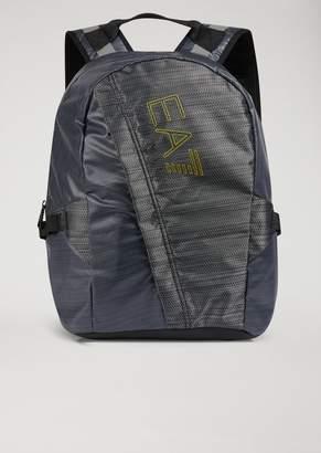 Emporio Armani Ea7 City Explorer Backpack