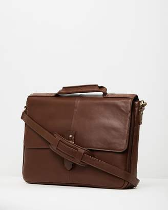 Hidesign Charles Medium Briefcase