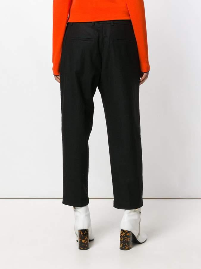 YMC pegged trousers