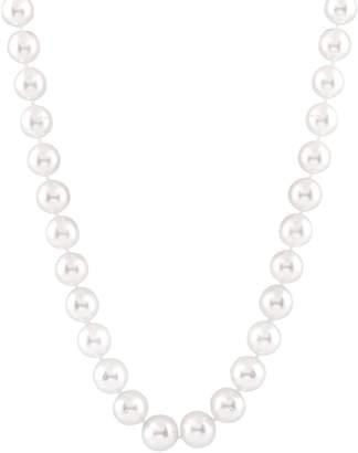 Splendid Pearls 14K 9-13Mm South Sea Pearl Necklace