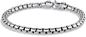 David Yurman 'Chain' Large Link Box Chain Bracelet