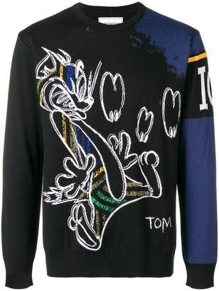 Iceberg Tom and Jerry jumper