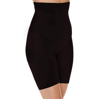 Ambrielle Back Magic Wonderful Edge High-Waist Firm Control Thigh Slimmers - 129-3016