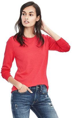 Merino Crew Sweater $68 thestylecure.com