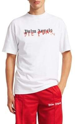 Palm Angels Die Punk Cotton Tee