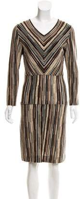 Missoni Patterned Midi Dress