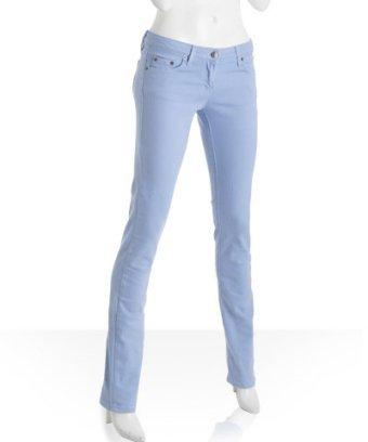 Sass & Bide light blue stretch 'Frayed Misfits' skinny jeans