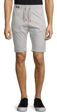 Jet Lag Lightweight Cotton Shorts