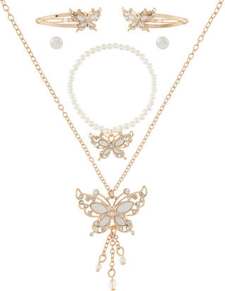 Monsoon Mia Pretty Butterfly Jewellery Set