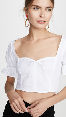 Reformation Capulet Top