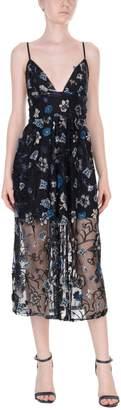 For Love & Lemons Knee-length dresses - Item 34851637RJ
