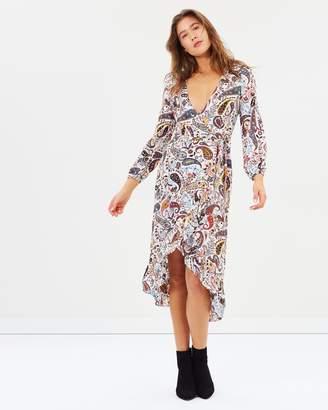 Tigerlily Palermo Midi Dress