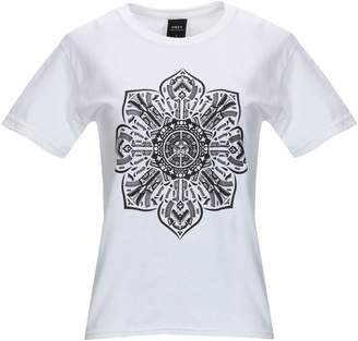 Obey T-shirts - Item 12261122LE