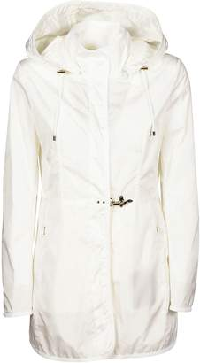 Fay Drawstring Hooded Jacket