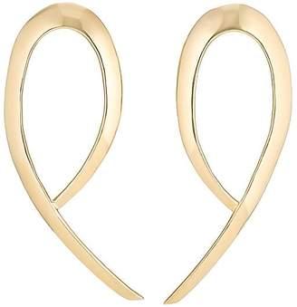 Jennifer Fisher Womens XL Root Earrings Ax9PtrWcn