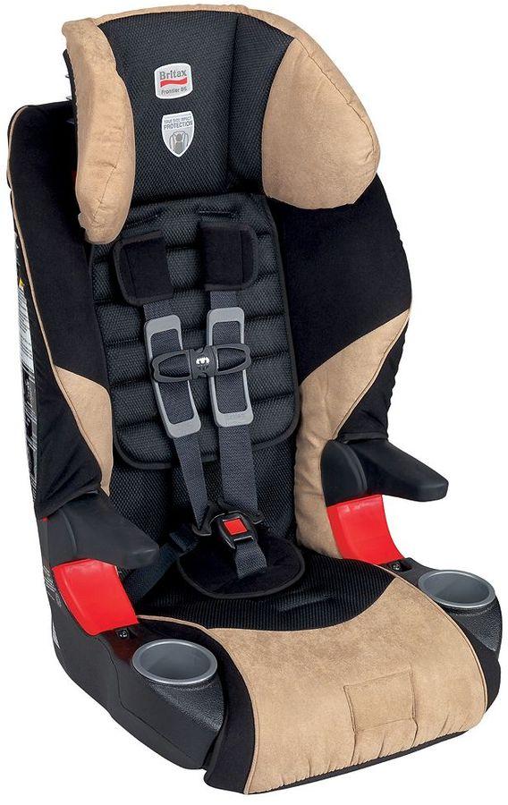 Britax frontier 85 booster car seat