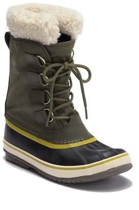 Sorel Winter Carnival Faux Fur Lined Waterproof Boot