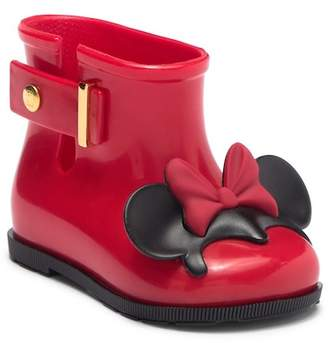 Mini Melissa Sugar Rain Disney Twins Waterproof Boot (Toddler & Little Kid)