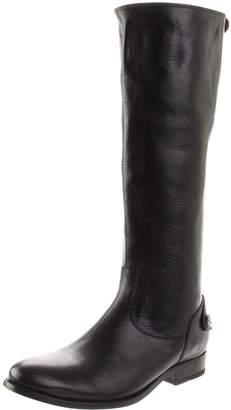 Frye Women's Melissa Button Back-Zip Boot