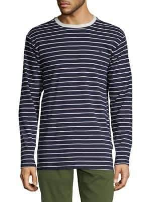 Publish Hal Striped Long Sleeve T-Shirt