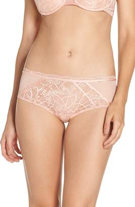 Chantelle Segur Lace Hipster Briefs