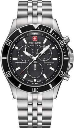 Swiss Military Hanowa Men's SM06-5183.7.04.007 Stainless-Steel Swiss Quartz Watch