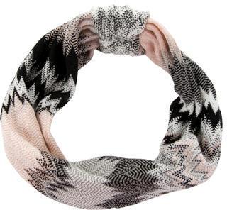 MissoniMissoni Chevron Patterned Headband